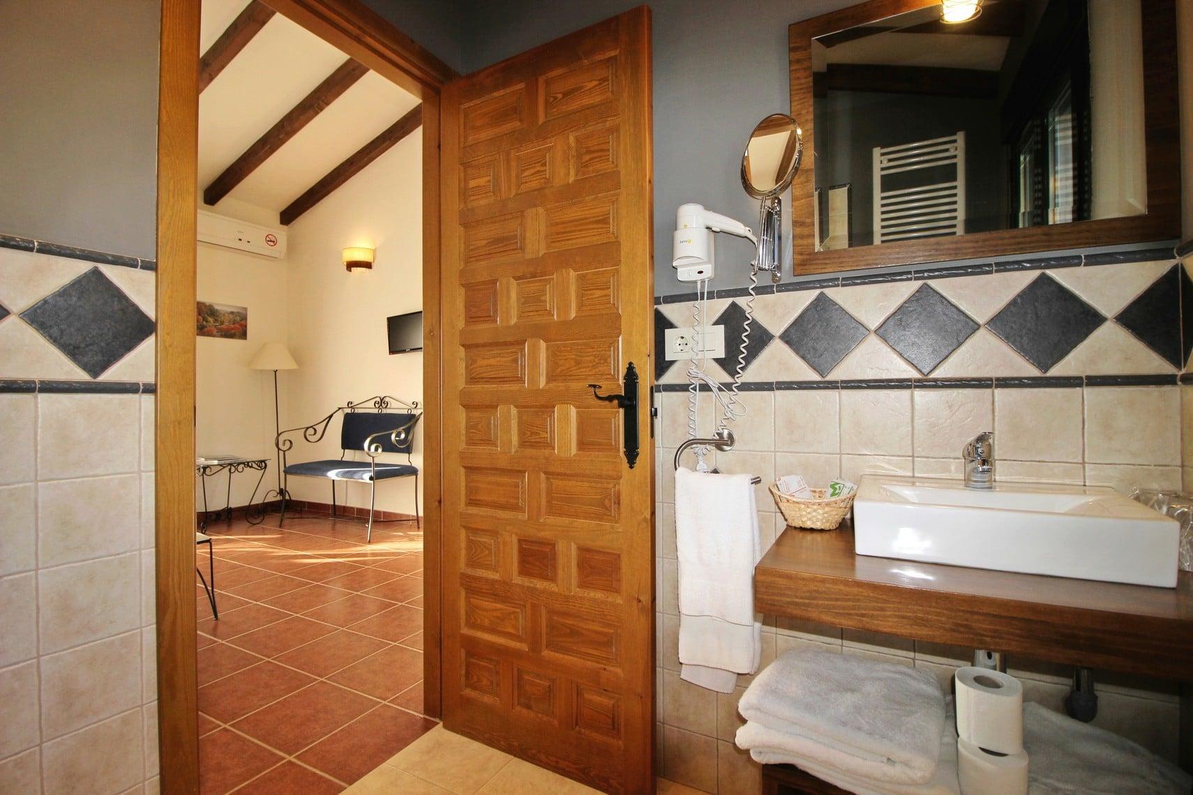 Habitación 2 el secadero 00009