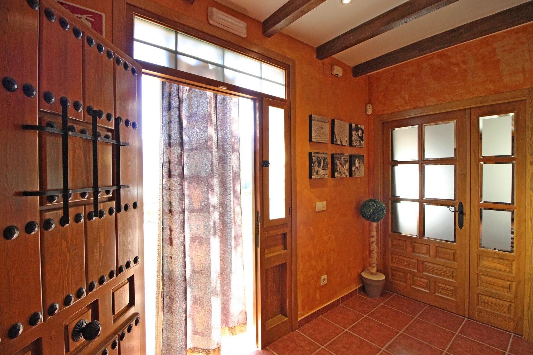 Salón casa rural el secadero 00011