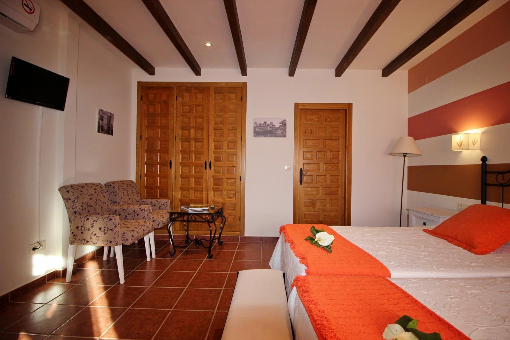 habitación 1 casa rural 00006